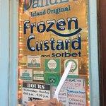 Zdjęcie DandE's Frozen Custard & Sorbet