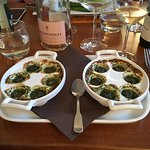 one order of escargots!