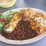 So good!!!!!! Enchiladas