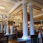 The Bank Interior