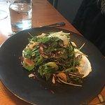 Arugula salad. So good!!!