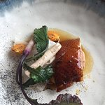 Duck with root vegetables