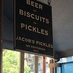 Bilde fra Jacob's Pickles