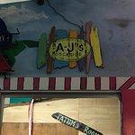 A-J's Dockside Restaurant resmi