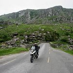 Celtic Rider 14-day WAW tour: Heading up the Gap of Dunloe