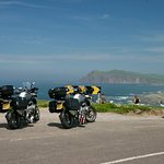 Celtic Rider 14-day WAW tour: Riding around Slea Head from Dingle
