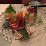 Sashimi chef