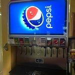 Pepsi Soda Fountain Products