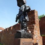 Statue of the Little Insurgent Foto