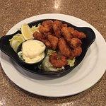 Spicy Popcorn Shrimp