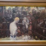 Jack Yeats (brother of the poet0