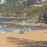 鲸鱼海滩照片