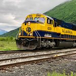 Фотография Alaska Railroad