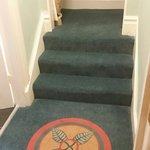 Own stairway leading to private wing/suite, comprising; a fab twin room, (overlooking garden/tre