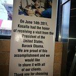 presidential bakery