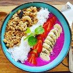 Lady gaga breakfast bowl 40k