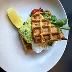 Cheese Jalapeno Waffle - looks great, that's it...