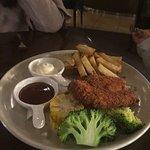 Kid's menu Chicken Cutlet at Muse