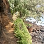 Фотография Red Sand Beach (Kaihalulu Beach)