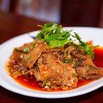 Sichuan Beef Tripes