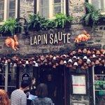 Le Lapin Sauté Foto