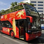 Barcelona City Tour Hop-On Hop-Off (326591928)