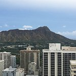 Looking at Diamond Head