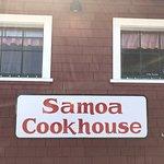 Bilde fra Samoa Cookhouse