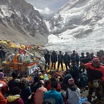 Everest Expedition Base camp 2018 Puja