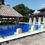 8ft deep pool at Rama Beach Resort