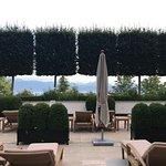 Bilde fra Lausanne Palace