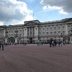 Bild från Buckingham Palace