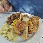 Foto de AfricanSwiss Restaurant