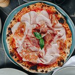Cold Cuts Pizza