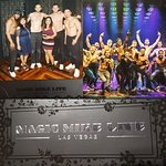 the after show Magic Mike Live in Vegas