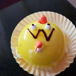 Angry Bird Pastry