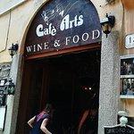 Foto van Cafe des Arts