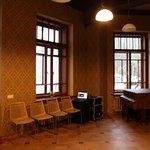 Лузнава, Латвия. Концертный зал