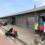 Weisse Düne auf Norderney