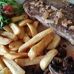 June 21/2018 Sirloin Steak, medium rare for me. Nailed it ! :)