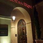 pelican grill entrance