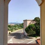 Vista dalla camera Stella Marina