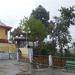 Temple at Hanuman Tok