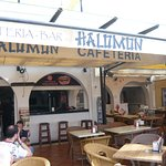 Bar-Restaurante Halomon Foto