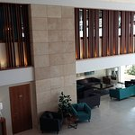 An angle of the Lobby area