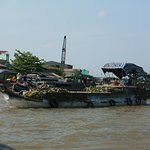 Photo of Cai Be Floating Market