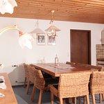 FEWO Gipfelglück Sitzecke mit Küche