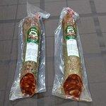 Chorizo iberico de bellota (producción propia)