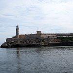 Vue du fort 'Del Morro'