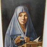 """""""Annonciation"""" par Antonello de Saliba"""